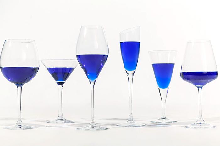 Elindult diadalútjára a kék bor