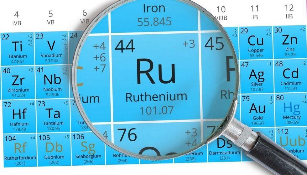 Nem oroszországi a ruténium 106 felhő