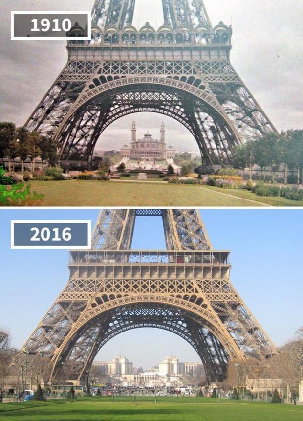 Változó világ - Párizs