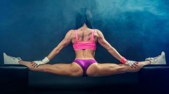 A mai sportoló nők is erősek, de nincsenek olyan erősek, mint az őskori nők, akik napjaikat a gabona betakarításával és őrlésével töltötték.