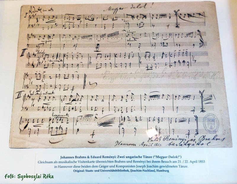 Brahms - Magyar táncok