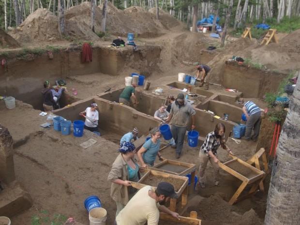upward-sun-river-régészeti feltárás
