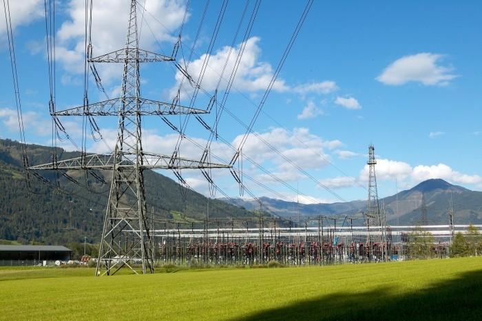 A német villamosenergia-hálózat erősítése