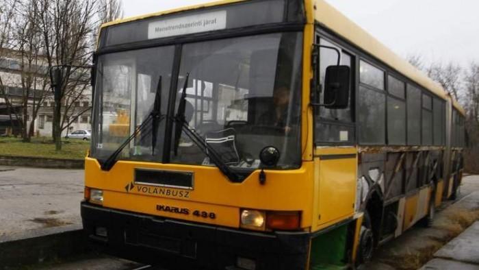 ikarus438 Közlekedési Múzeum – fényképek és csodaszép buszok