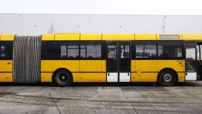 Közlekedési Múzeum – fényképek és csodaszép buszok
