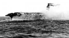 Egy második világháborús amerikai repülőgép-hordozó roncsait fedezték fel Ausztrália közelében.