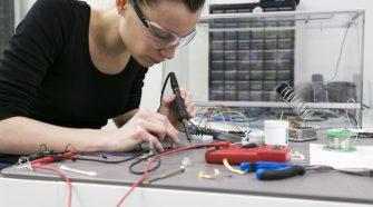 Lányok Napja - Lányok és műszaki tudományok