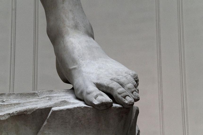 Michelangelo Dávid szobra - TUDOMÁNYPLÁZA