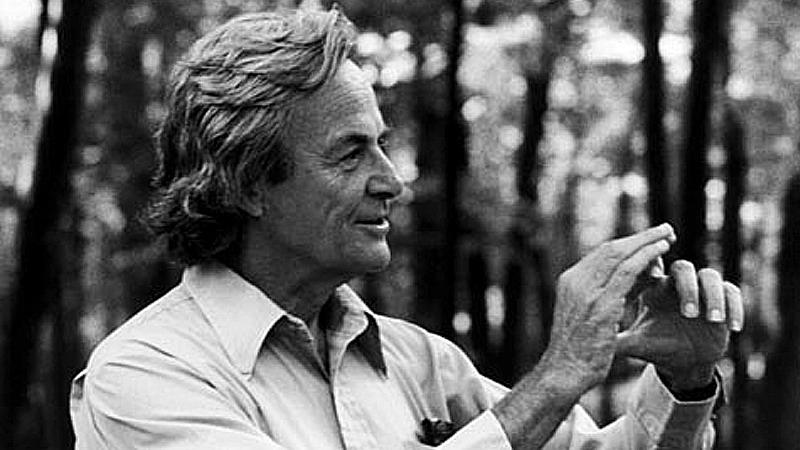 Richard Feynman Magyarországon