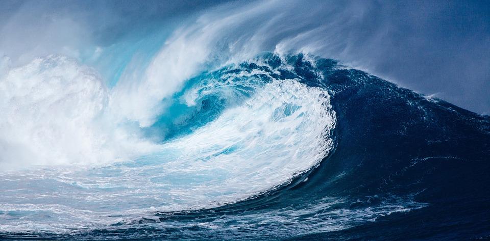 A déli félteke legnagyobb hulláma Új-Zélandon