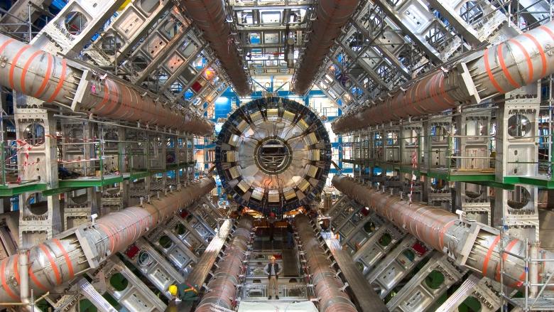 Bővül a CERN nagy hadronütköztetőjének kapacitása
