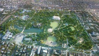 liget fejlesztések Hamarosan elkészül a Városliget parkfejlesztésének első üteme