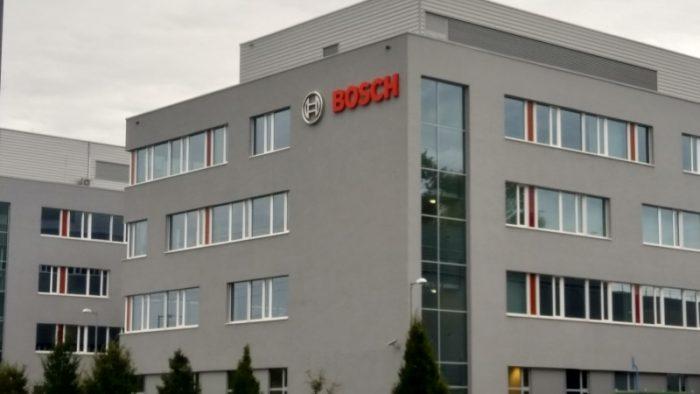 Bosch nyílt nap Önvezető autó – ma ötlet, holnap valóság