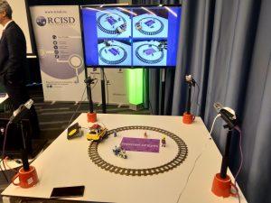 Tesztrendszer a mesterséges intelligencia és az 5G hálózat bemutatására