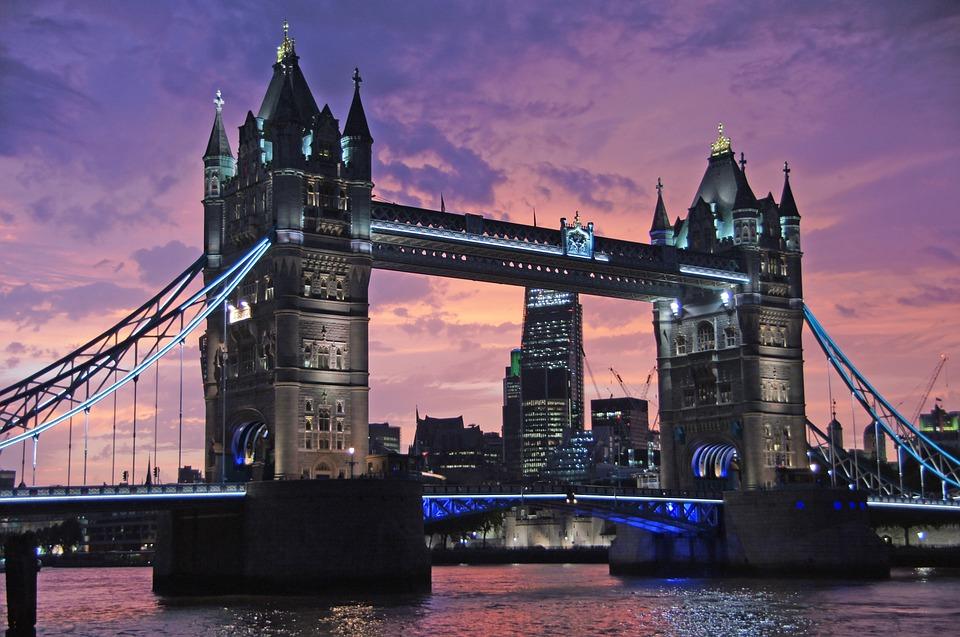 A világ legvonzóbb városai - London