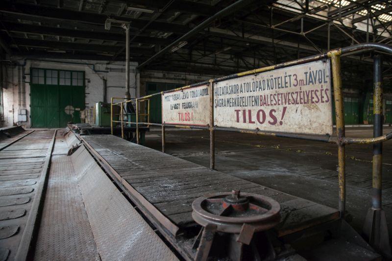 Az új Közlekedési Múzeum helyszíne