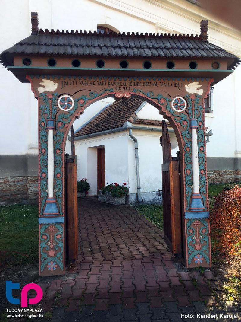 Székelykeresztúr temploma