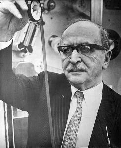 Gábor Dénes - Magyar Nobel-díjasok