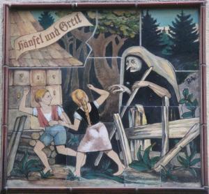 """A mindenki által ismert Grimm mesében, a """"Jancsi és Juliskában"""" (németül Hänsel und Gretel) szerepel egy mézeskalács ház."""