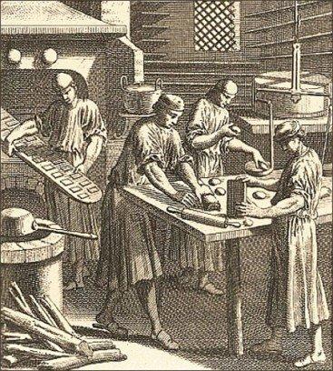 1643-ban alapították meg a német Lebkuchner céhet Nürnbergben, amely olyan jó minőségű mézeskalácsokat készített, hogy állítólag még adót is lehetett velük fizetni.