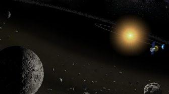 Egy japán kutatócsoport először észlelte víz nyomát hidratált ásványok formájában számos kisbolygón az Akari infravörös műhold használatával.