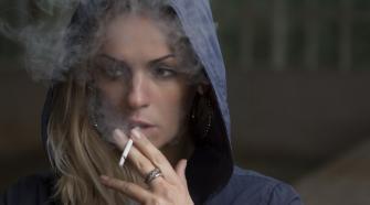 A dohányzás visszaszorítása - TUDOMÁNYPLÁZA