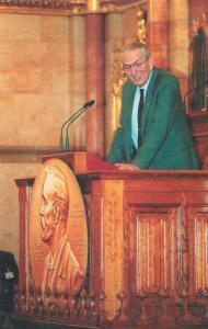 Oláh György - Magyar Nobel-díjasok