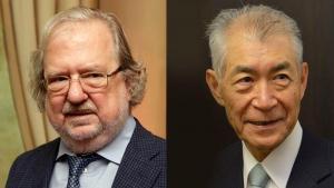 Rákellenes kutatásaikért orvosi Nobel-díjban részesültek.