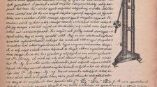 Digitalizálták Eötvös Loránd jegyzeteit
