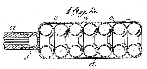 A hangtompító felfedezésének és elterjesztésének első állomását képviselte Hiram Percy Maxim,