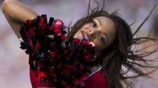 A mazsorett eredete - cheerleader