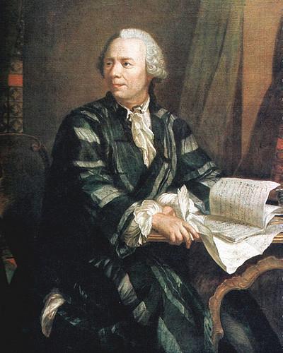 Leonhard Euler.