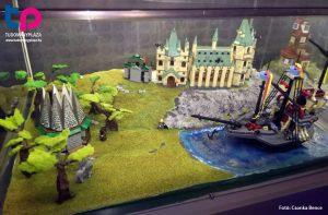 Harry Potter Lego diorama - Tudománypláza