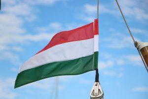 Március 15. - Zászlófelvonás