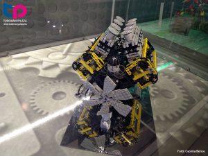 Lego motor - Tudománypláza