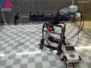 Lego robotkar - Tudománypláza