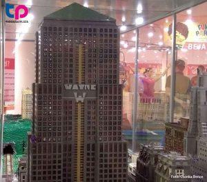 Lego Wayne-torony - Tudománypláza
