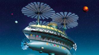 Csillagközi kaland a varázslatos világűrben