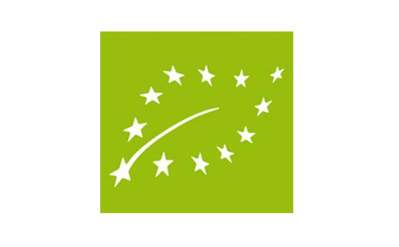 Minden előre csomagolt bio terméken kötelező feltüntetni ezt a címkét, melyet az Európai Unió területén állítottak elő. Mi a neve?