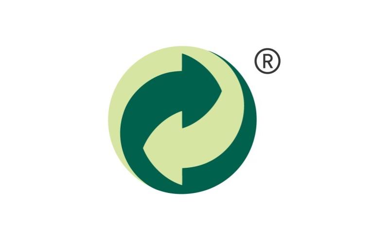 Ez a logó a teljesített hulladék-hasznosítási kötelezettséget jelöli.