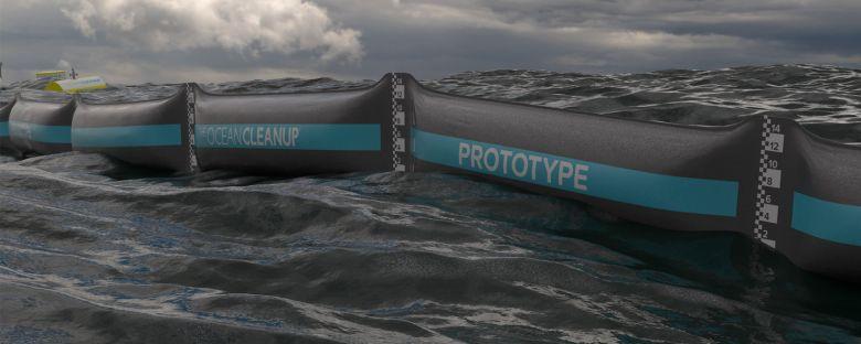 Az óceán megtisztítása - prototípus