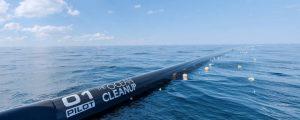Az óceán megtisztítása - Ocean Cleanup megoldása