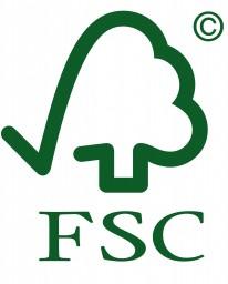 Az Forest Stewardship Council (FSC) felelős erdőgazdálkodást igazoló tanúsítványrendszer.