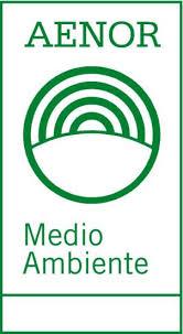 Az AENOR Spanyolország környezetbarát védjegye. Azokat a termékeket vagy szolgáltatásokat, amelyeknek kedvezőtlen környezeti hatásaik jelentősen kisebbek, mint a hasonló célra szolgáló termékeké és szolgáltatásoké, megkülönböztető jelzéssel, környezetbarát termékcímkével látnak el.