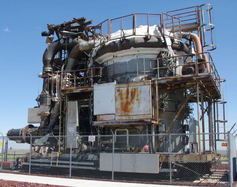 EBR-1 atomreaktor-típus.