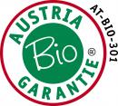 Az Austria Bio Garatie a legelterjedtebb, hazánkban is jól ismert osztrák biominősítés (AT-BIO-301). A címke célja a környezetvédelem és Magyarországon rendszeresen találkozhatunk vele.