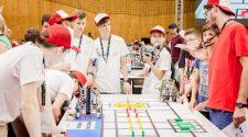 Rekorda World Robot Olympiad Lego robotépítési és -programozási versenyen