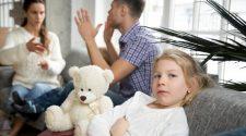 A szülői elidegenítés is gyermekbántalmazás