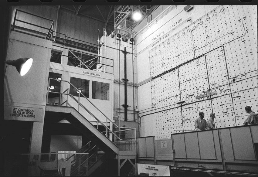 x-10 oak ridge atomreaktor-típus.