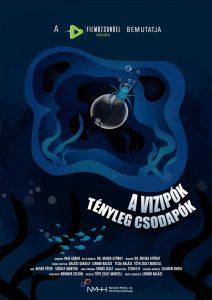 A Kárpát-medencei Filmszemléna természetfilmek kategóriájábanKriska GyörgyA vízipók tényleg csodapókcímű filmjének ítélték oda az első díjat.